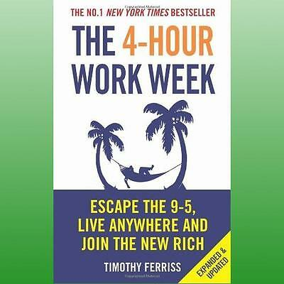 4hour Work Week by Ferriss Timothy
