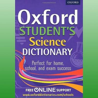 Oxford Students Science Dictionary