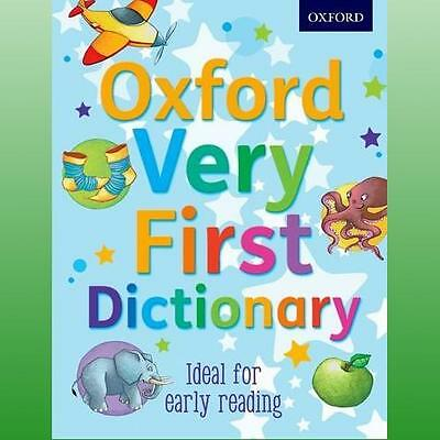 Oxford Very First Dictionary by Kirtley Clare