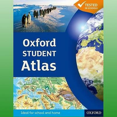 Oxford Student Atlas by Wiegand Patrick