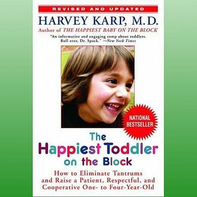 Happiest Toddler on the Block by Karp Harvey