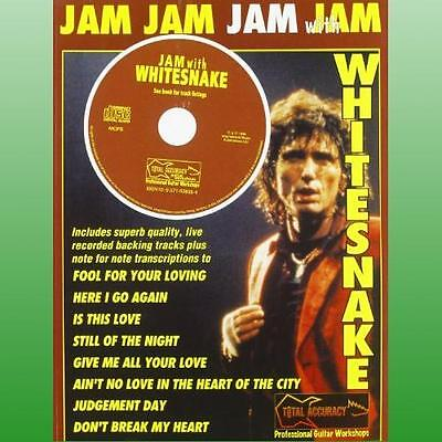 JAM WITH WHITESNAKE by UNKNOWN