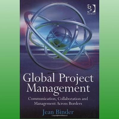 Global Project Management by Binder Jean