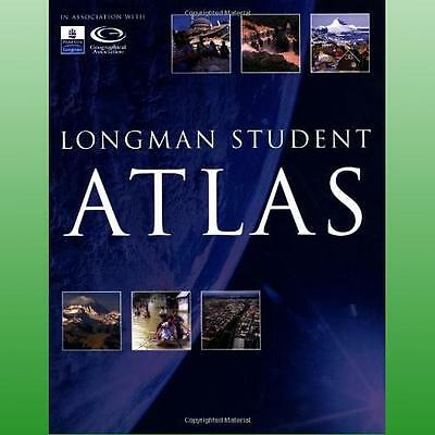 Longman Student Atlas by Phillipson Olly