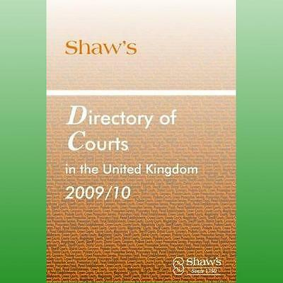 Shaws Directory of Courts in the United Kingdom