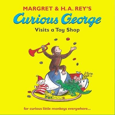 Curious George Visits a Toy Shop by Rey Margret