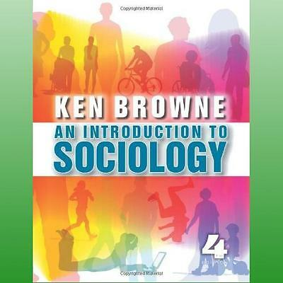 Introduction to Sociology by Browne Ken