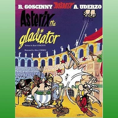 Asterix the Gladiator by Goscinny