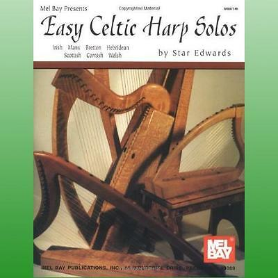 Easy Celtic Harp Solos by Edwards Star