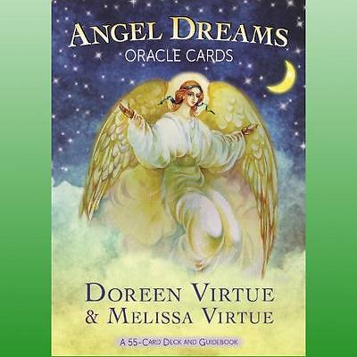 Angel Dreams Oracle Cards by Virtue Doreen