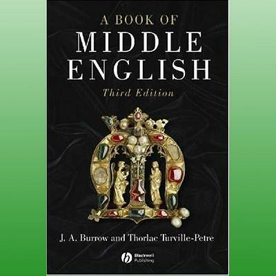 Book of Middle English by Burrow J A