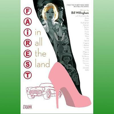 Fairest in All the Land by Willingham Bill