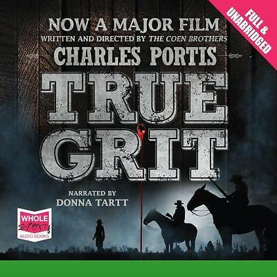 True Grit by Portis Charles