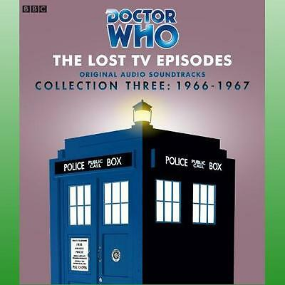 Doctor Who The Lost TV Episodes Collection