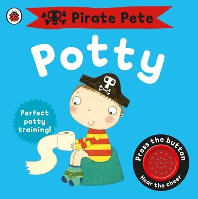 Pirate Petes Potty A Ladybird Potty Training Book by Pinnington Andrea