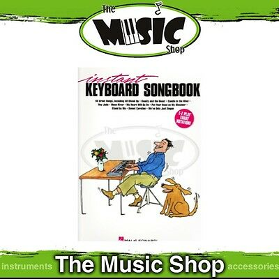 New Instant Keyboard Songbook - Piano Tuition Music Book