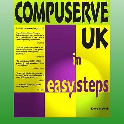 COMPUSERVE UK IN EASY STEPS by HOWELL DAVE