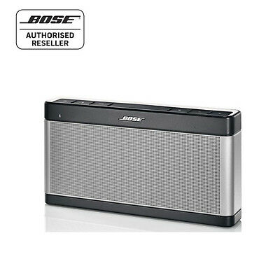 Bose Soundlink Bluetooth Series III 3 Wireless Mobile Speaker RRP $439.00