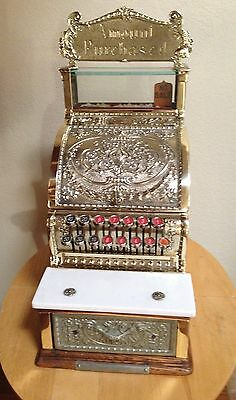 National Cash Register Model 312 Circa-1913   Absolutely Beautiful Condition!