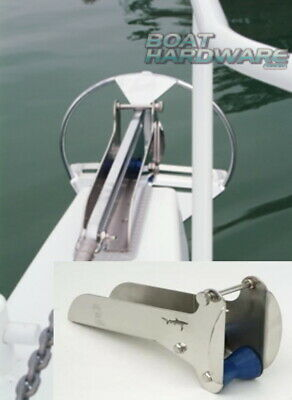 Genuine Sarca BOW SPRIT 1-2 Stainless Steel Suit up to 10kg Anchor 3 year Wty