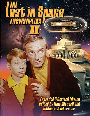The Lost in Space Encyclopedia 2 II with FREE CD ROM!