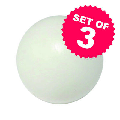 Ice Ball Game Replacement Balls - Set of 3
