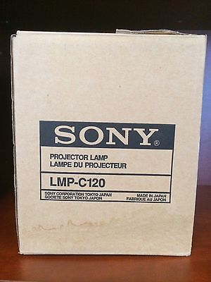 Sony LMP-C120 Projector Replacement Lamp