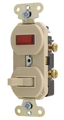 WALL SWITCH W/Indicator Light for Walk-in NEW 42193