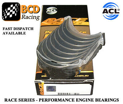 ACL Race Series con rod bearings big end shells Nissan VG30DET 300ZX 6B2390H STD