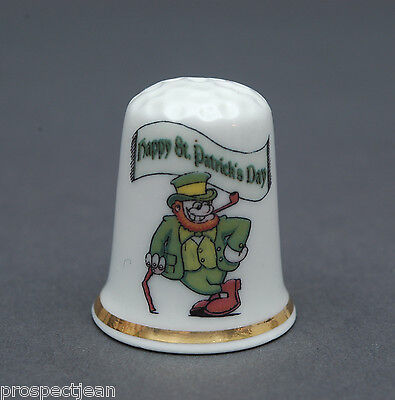 The Wombles /'40 Years and Still Wombling/' China Thimble B//127