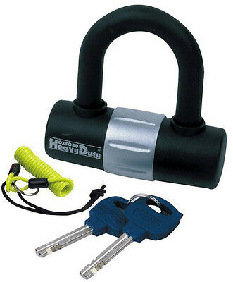 Dlr With Oxford Motorbike Motorcycle Sold Secure Mini Shackle Disc Lock