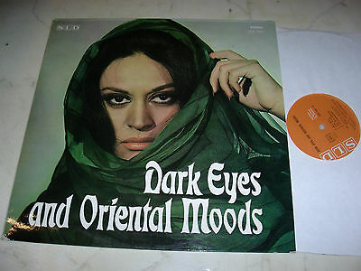 DARK EYES AND ORIENTAL MOODS Romeo Lahoud 1975 *RARE VINYL LP*
