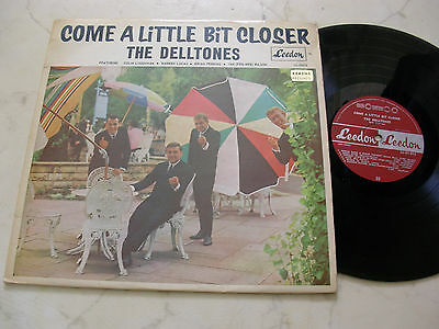 THE DELLTONES Come A Little Bit Closer OZ ORIGINAL60sLP