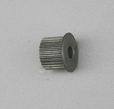 10pcs Metal gear wheel 3.175 shaft Miniature Synchronous round Pulley