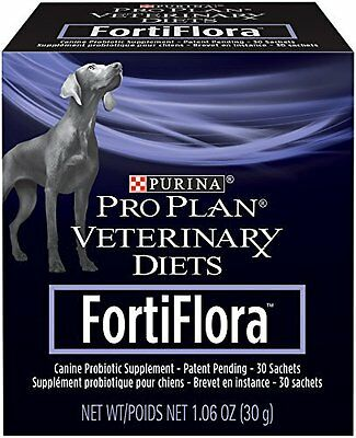 FortiFlora Canine Nutritional Supplement 30 Sachets