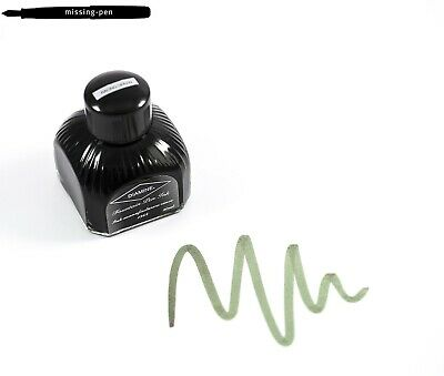Diamine Tinte 80 ml in Racing Green (exklusiv gemacht für missing-pen)