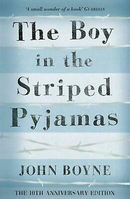 Boy in the Striped Pyjamas: re-issue by John Boyne Paperback Book Free Shipping!
