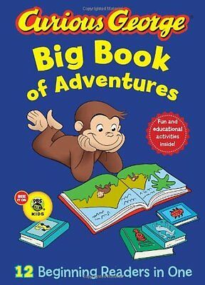 Curious George Big Book of Adventures: H.A. Rey: