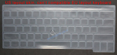 Keyboard Silicone Skin Cover Protector for IBM Lenovo ThinkPad T440 T440S T440P