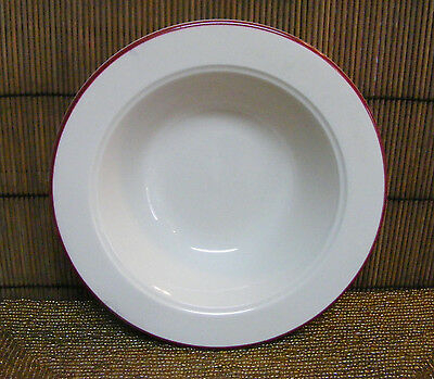 "1) VTG. COLLECT ""Homer Laughlin"" RESTAURANT Salad Bowl with flared edge-SEVILLE"