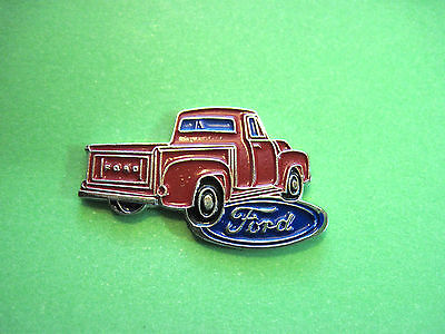 1953  53  FORD  F 100 truck - hat pin , tie tac , lapel pin , hatpin GIFT BOXED