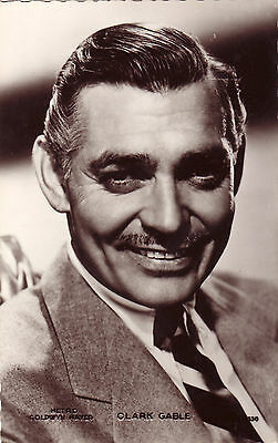 CPSM - Photo véritable, Metro Goldwin Mayer. CLARK GABLE.