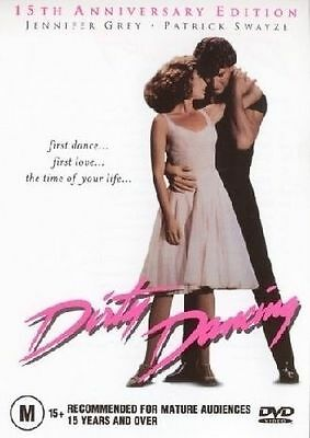 DIRTY DANCING  15th Anniversary Ed. Jennifer Grey Patrick Swayze DVD NEW