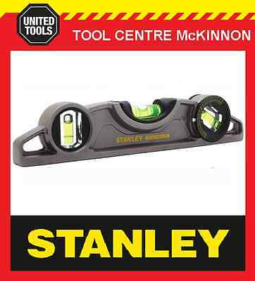 STANLEY FAT MAX XTREME 250mm MAGNETIC TORPEDO LEVEL