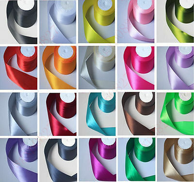 "Special offer Free Shipping New 3/4""3/8""20 mm 25 yards craft Bows Satin Ribbon"