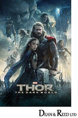 Thor 2 (One Sheet) - Maxi Poster-61cm x 91.5cm PP33239 (0484)