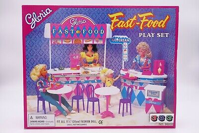 Gloria,Barbie Size Doll House Furniture/(96008) Fast-Food Play Set