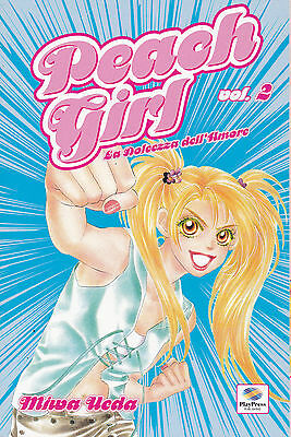 Peach Girl n°  2 Prima Edizione Play Press