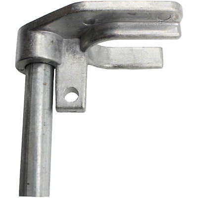 """CHAIN LINK DROP ROD/PIN LATCH for 1-3/8"""" Frame Double Gates - Chain Link Fence"""