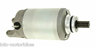 HEAVY DUTY STARTER MOTOR FOR SUZUKI AN Burgman AN400 1998 - 2006